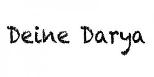 Signatur-Deine Darya